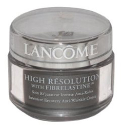 Lancôme High Resolution with Fibrelastine Intensive Recovery Anti-Wrinkle Cream