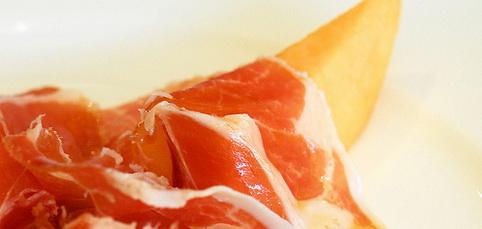 Melon & Parma Ham
