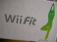 Wii Fit by jetalone