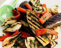 Escalivada Spanish Roasted Vegetable Salad